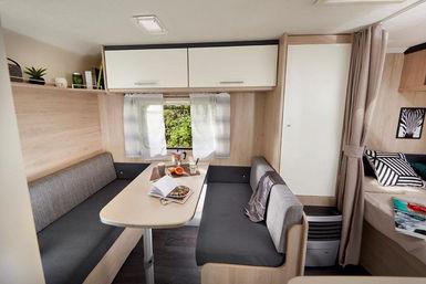 Sterckeman Easy caravan modeljaar 2019