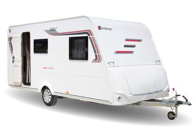 Sterckeman Easy caravan modeljaar 2021