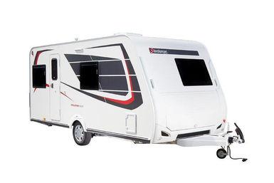 Sterckeman Evolution caravan modeljaar 2019