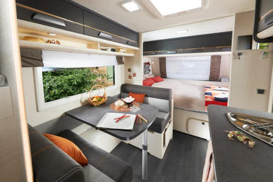 Sterckeman Evolution caravan modeljaar 2021