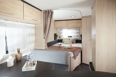 Sterckeman Starlett caravan modeljaar 2019