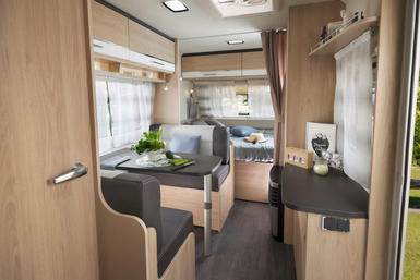Sterckeman Starlett Comfort caravan modeljaar 2021