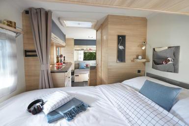 Sterckeman Starlett Graphite caravan modeljaar 2021