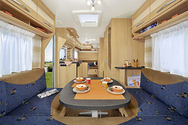 Sunlight Caravans modeljaar 2019