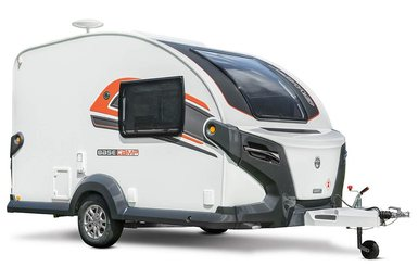 Swift Basecamp caravan modeljaar 2017