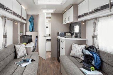 Swift Mondial SE caravan modeljaar 2017