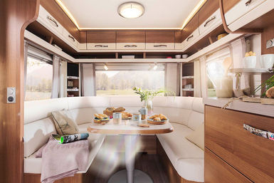 Tabbert Da Vinci caravan modeljaar 2019