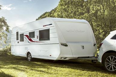 Tabbert Da Vinci Finest Edition caravan modeljaar 2019