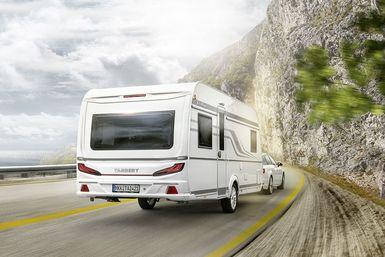 Tabbert Da Vinci caravan modeljaar 2021