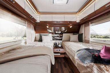 Tabbert Puccini caravan modeljaar 2019