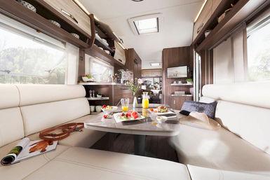 Tabbert Rossini caravan modeljaar 2019