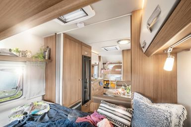 Tabbert Rossini caravan modeljaar 2021