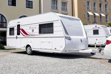 Tabbert Vivaldi caravan modeljaar 2019