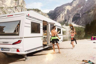Tabbert Vivaldi caravan modeljaar 2021