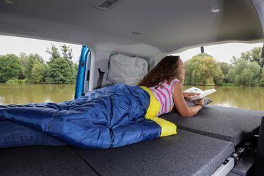 Volkswagen Caddy California camper modeljaar 2021