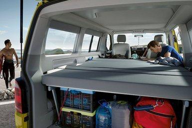 Volkswagen T6 California Beach caravan modeljaar 2019