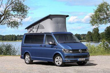 Volkswagen 6.1 California Coast camper modeljaar 2021