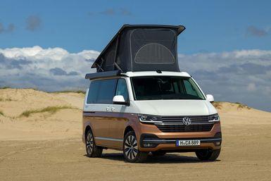 Volkswagen 6.1 California Ocean camper modeljaar 2021