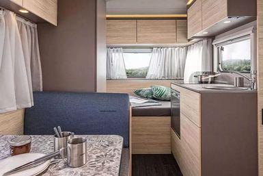 Weinsberg CaraCito caravan modeljaar 2021