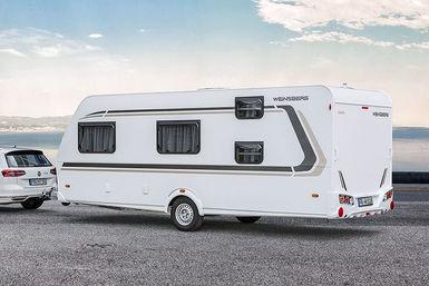 Weinsberg CaraOne caravan modeljaar 2019