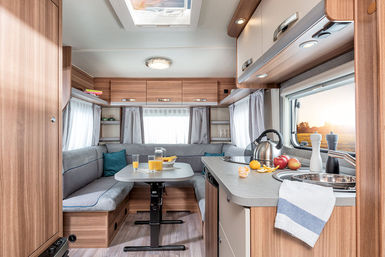 Weinsberg CaraOne Edition Hot caravan modeljaar 2019