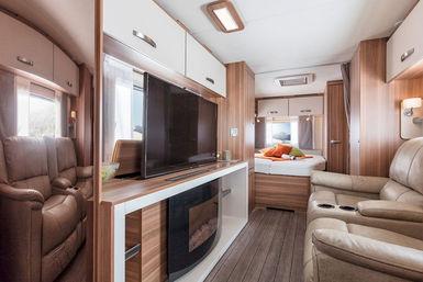Weinsberg CaraOne Edition Ice caravan modeljaar 2019