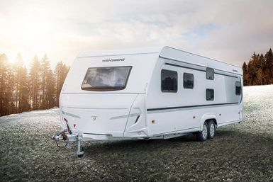 Weinsberg CaraOne Edition Ice caravan modeljaar 2021
